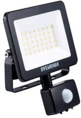 SYLVANIA 47966  Led Floodlight Ip54 Pir 2800Lm Ww